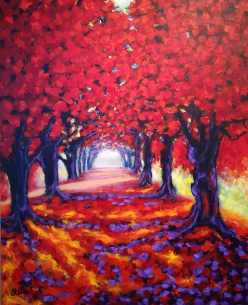 Le chemin de l'amour